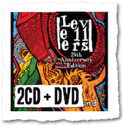 Levellers 2CD + DVD