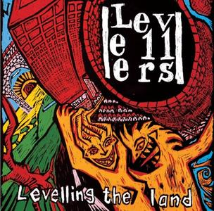 Levellers - Levelling The Land 2CD/DVD Deluxe Edition
