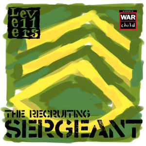 Levellers - The Recruiting Sergeant (Radio Edit - Promo CD)