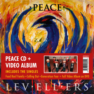 Levellers - Peace CD+DVD