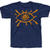 TS - Sun In Eye - With 'Levellers' Backprint small & XXL only