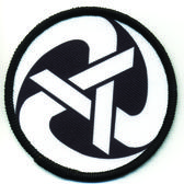 Levellers Black & White Patch