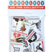 We The Collective - 'Singles' Badge Set
