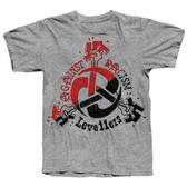 TS Levellers Against Racism - Grey