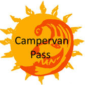 Campervan Pass Beautiful Days  2018 (Price including booking fee)
