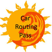 CAR Pass inclusive of booking fee - Beautiful Days  2021