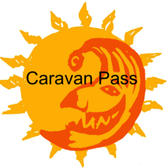 **CARAVAN** Pass inclusive of booking fee - Beautiful Days  2021
