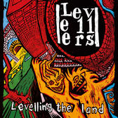 Levellers - Levelling The Land 2LP (Blue Vinyl)