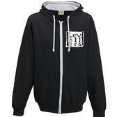 LS Zip-Up Hoodie - 30th Anniversary - with backprint