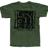 TS Established 88 - black on military green