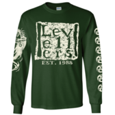 LS - Est. 88 - Green - Rolling A - Medium only