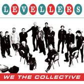 Levellers - We The Collective LP (Deluxe 2 Disc Green Vinyl Edition)