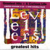 Levellers - Greatest Hits 2CD/DVD + A Curious Life  DVD  (Double Pack) + Postcards