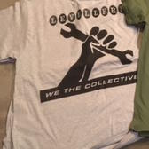 TS - We The Collective Tour Shirt - Grey - S, XL & 2XL only