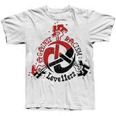 TS Levellers Against Racism - White