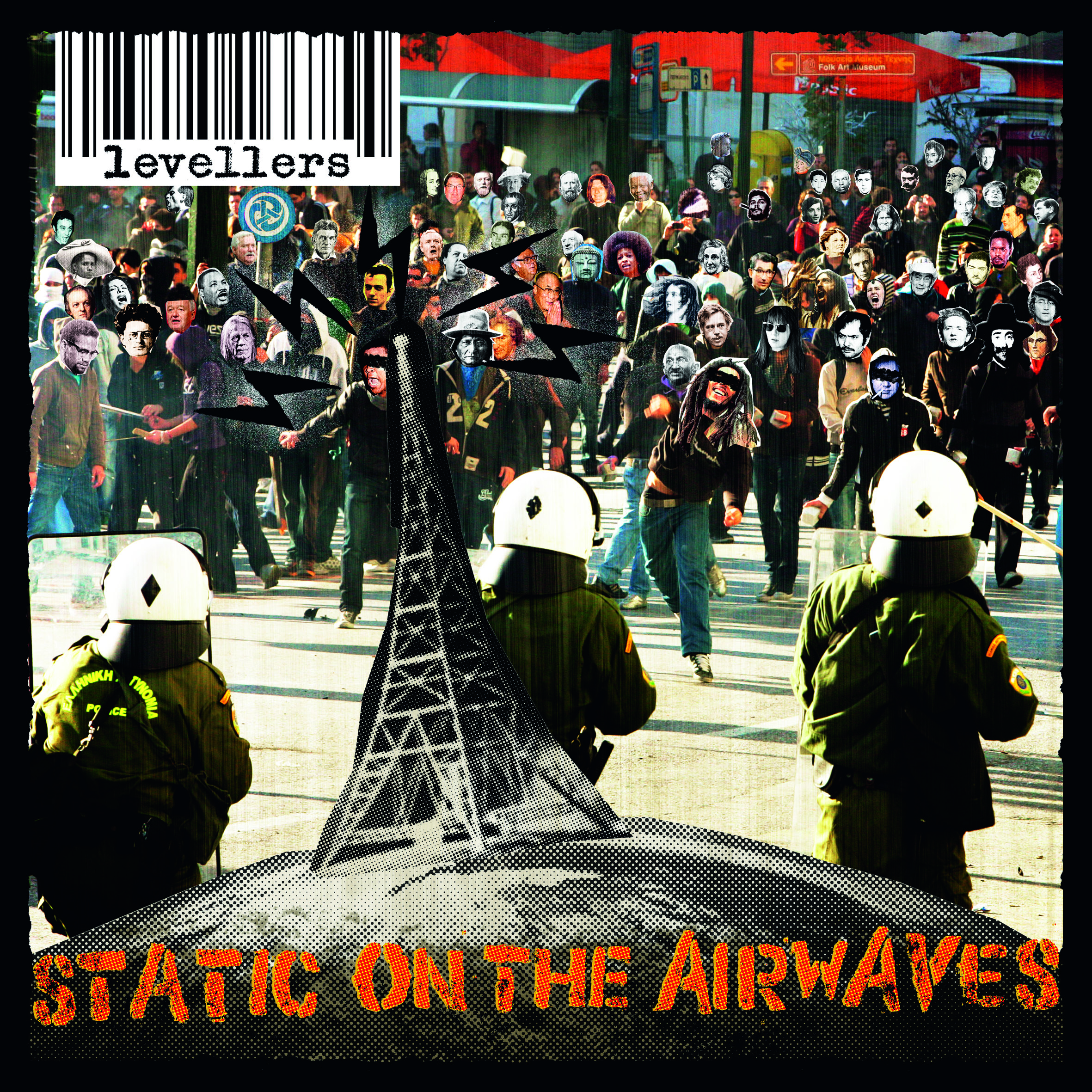 Levellers Static On The Airwaves Itunes Lp Mp4 The
